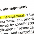 Risk management — Foto Stock #23685659