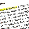 Stock Photo: Vector