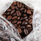 Brown coffee — Stock Photo