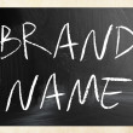 Text handwritten with white chalk on a blackboard — Stock Photo #26863655