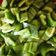 Green peppers — Stock Photo