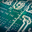 Microcircuit — Stock Photo #33182385