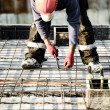 Construction Site — Stock Photo