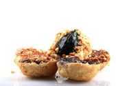 Muffin Isolated On A White Background — Stock Photo