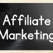 Affiliate marketing concept — Stock Photo #38237401
