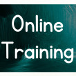 Online training — Stock Photo #38293791