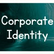 Corporate identity — Stock Photo #38294283