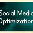 Social medioptimization — Stock Photo #38294661