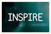 Inspire concept — Foto de Stock
