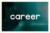 Career concept — Stock Photo