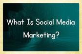 What is social media marketing? — Φωτογραφία Αρχείου