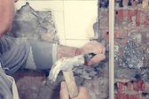 Klempner — Stockfoto