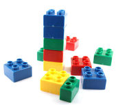 Plastic Building Blocks — Photo