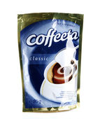 AYTOS, BULGARIA - MARCH 26, 2014: Coffeeta Instant Coffee Creame — 图库照片