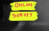 Ankiety online — Zdjęcie stockowe