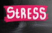 Stress — Fotografia Stock