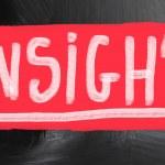 Постер, плакат: Insight concept