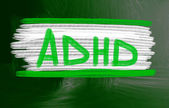 Adhd concept — Stock Photo