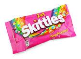 Skittles candy — Stock Photo