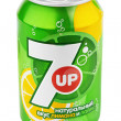 ������, ������: Aluminum can of 7up