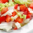 Fresh vegetable salad — Stockfoto #33116495