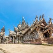 Sanctuary of Truth in Pattaya, Thailand — Stock Photo #41019103