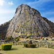 Buddha Mountain Khao Chee Chan — Stock Photo #41599075