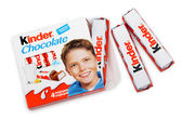 Kinder Chocolate Candy — Stock Photo