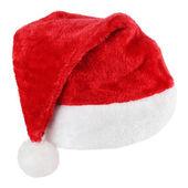 Santa Claus red hat — Stock Photo