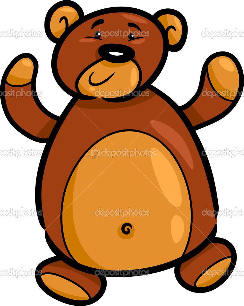 Cute Cartoon Bears Cute teddy bear cartoon