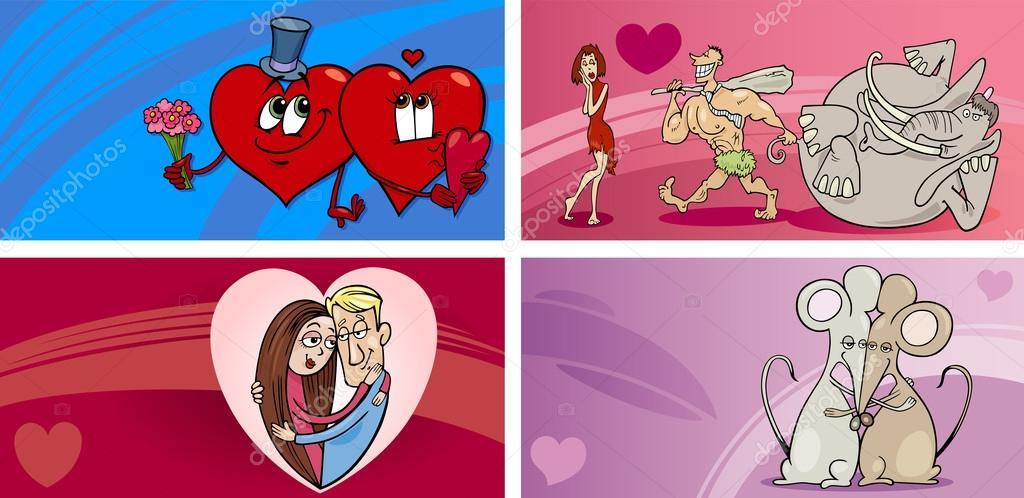 Valentine Cartoon Stock Images RoyaltyFree Images
