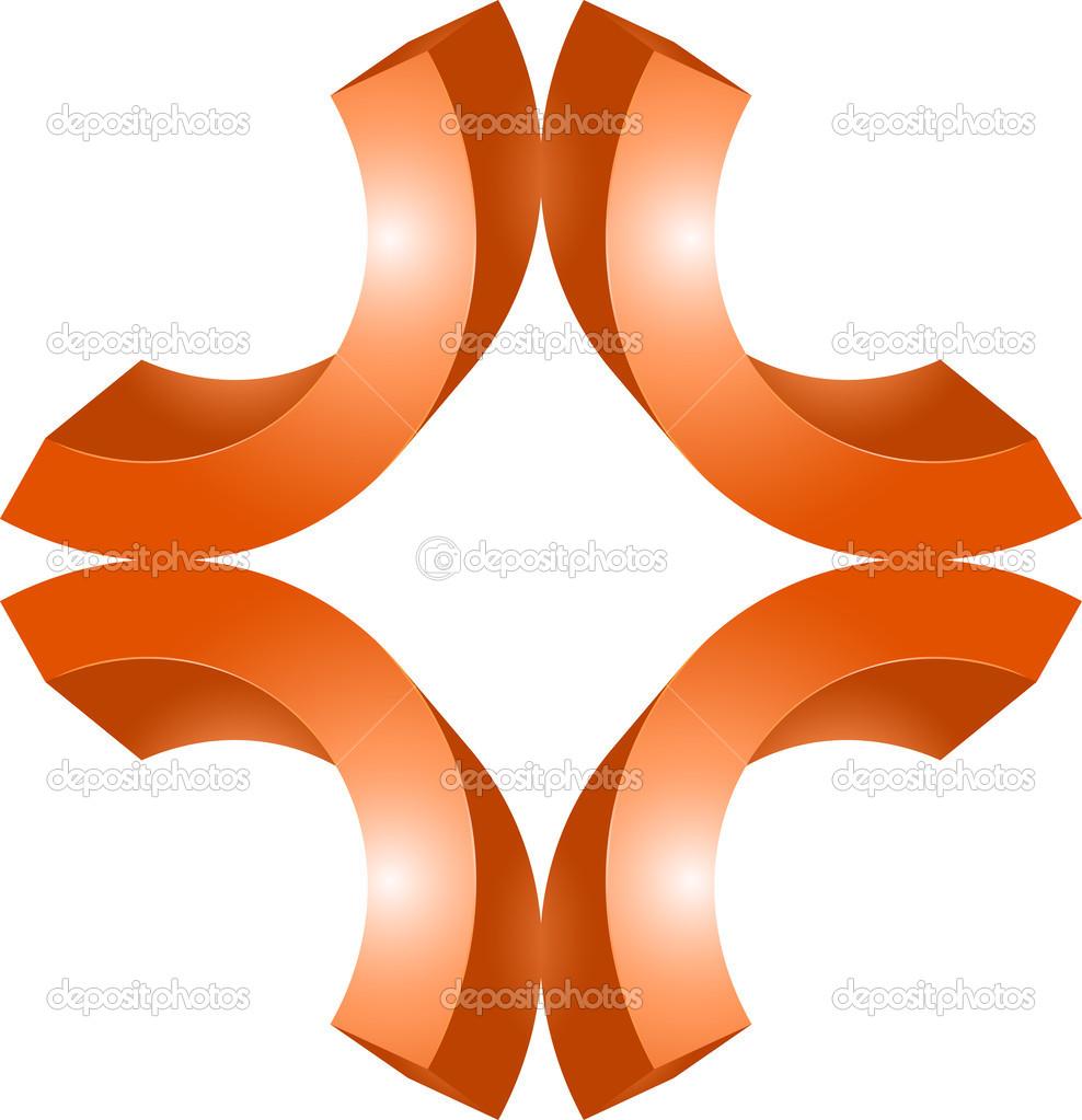 的标记或符号的图形设计