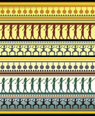 African traditional pattern — Wektor stockowy