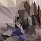 Poligonal background — Stock Vector