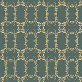 Victorian pattern — Stock Vector