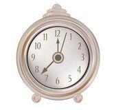 Beautiful old clock — Stock Vector