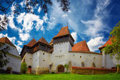 Viscri Fortified Church — Stock Photo