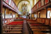 Viscri укрепленные церкви — Стоковое фото