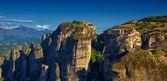 Meteora kloster — Stockfoto