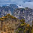 Amazing landscape at Meteora — Stock Photo