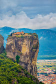 Monastery at Meteora — Stock Photo