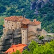 Roussanou Monastery — Stock Photo