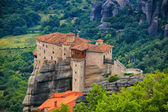 Roussanou Monastery — Stock Photo