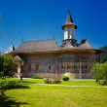 Sucevita Painted Monastery — Stock Photo #17972345