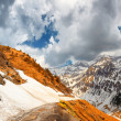 Stock Photo: TransfagarasHighway