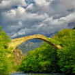 Konitsa bridge — Stock Photo #18159321