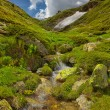 River in Kaimaktsalan Mountains — Stock Photo #18159365