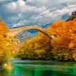 Konitsa bridge — Stock Photo #18197007