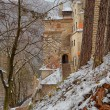 Bran Castle — Stock Photo #19260795
