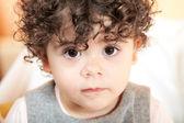 Ritratto di bambino ragazza — Foto Stock